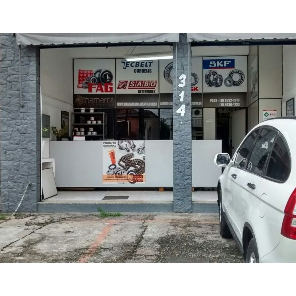 Loja de Anel de Cobre para Vedação na Vila Mathias - Anel para Vedação
