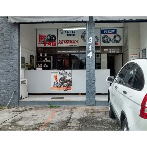 Roletes Lojas em Piquerobi - Roletes de Carga para Esteiras Transportadoras