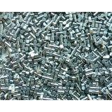 Roletes de metal para carga em Silveiras