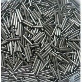 Roletes leves de metal em Rubiácea